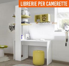 Librerie per camerette