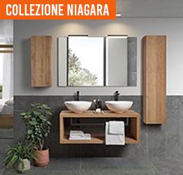 mobiletto bagno doppio lavabo