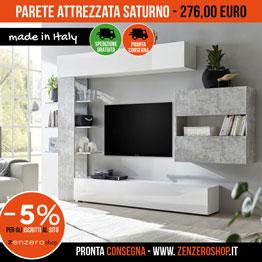 https://www.zenzeroshop.it/parete-attrezzata-moderna-con-pensili-libreria-e-vano-a-giorno-bianco-laccato-lucido-e-beton.html